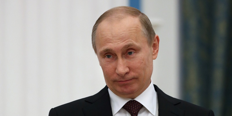 Russian president allowed a bizarre law