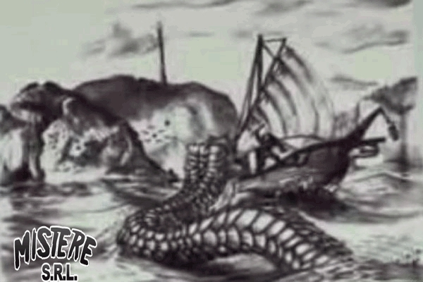 This lake monster is on Iceland and this country has a lot of monster legends in which Icelanders believe in. The creature, according to the myth is about 300 feet long and looks like a giant worm. It is believe that this creature lives in the water for centuries.