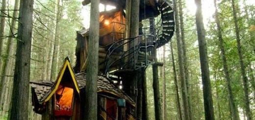 Top 7 Coolest Houses in the World
