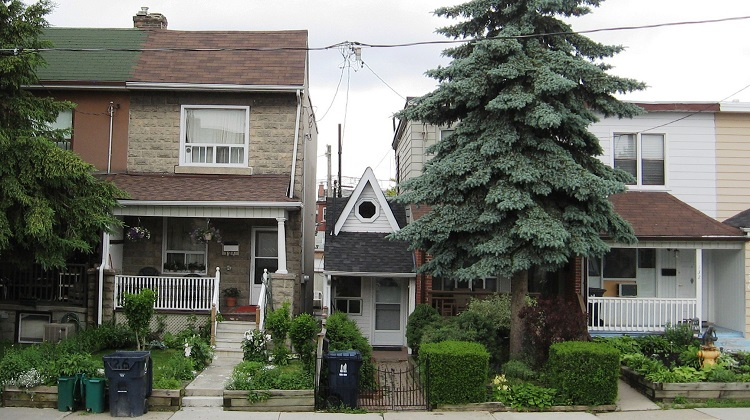 Toronto's Little House