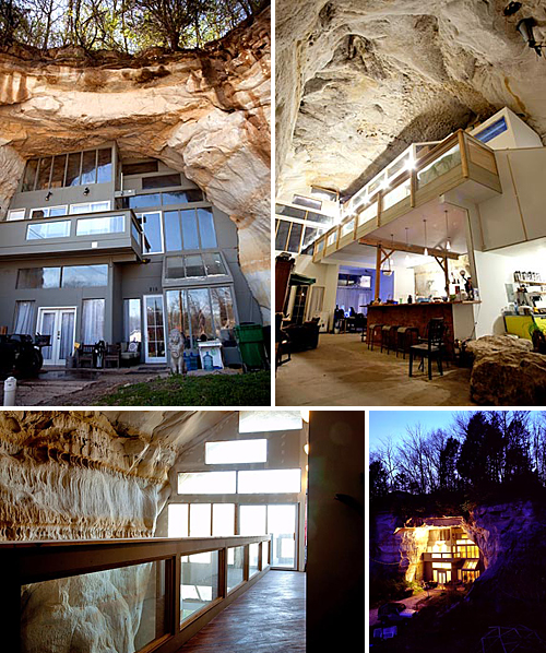 Cave House in Festus, Missouri