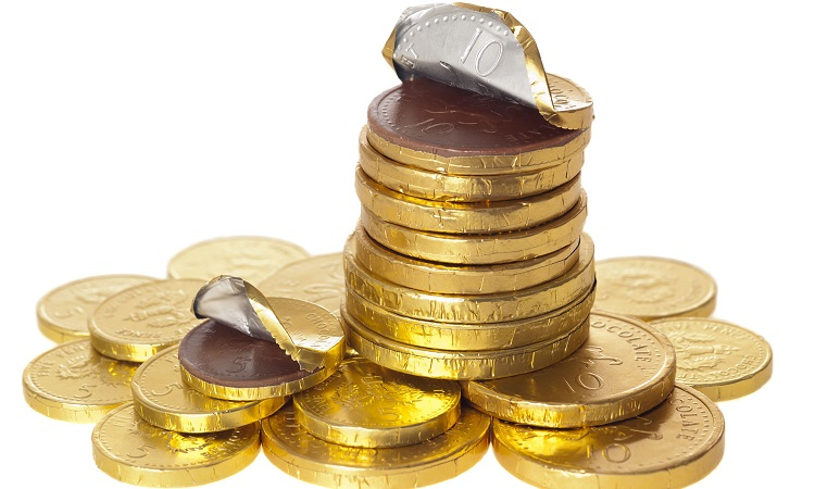 Chocolate was used as money