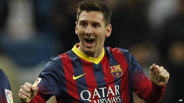 Lionel Messi (Football player)