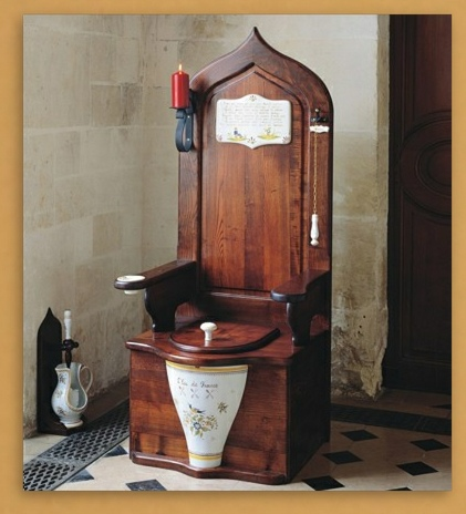Throne Toilet