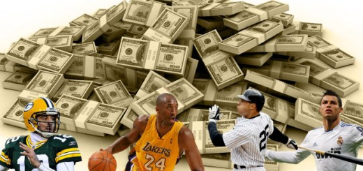 Top 10 Richest People in the Sport