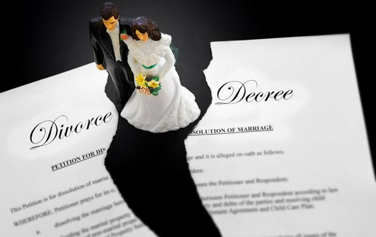 Top 5 Funniest Divorce Reasons