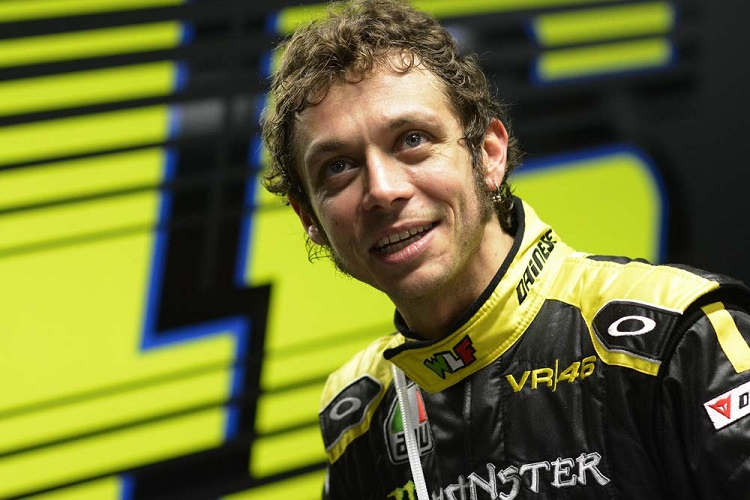 Valentino Rossi (Professional motorcycle rider)