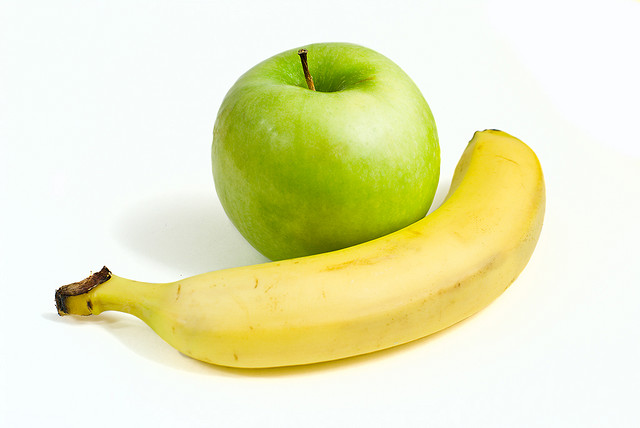 Banana Smell Helps Lose Weight