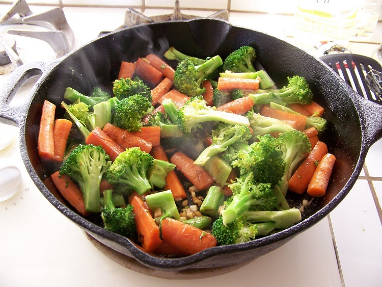 Cooked Vegetables can be More Nutritious than Raw Ones