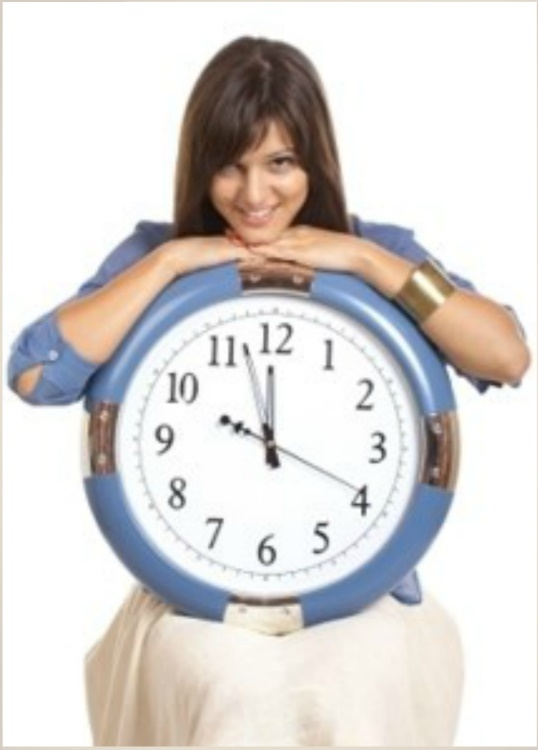 Reduce time stressors with the help of improved time management