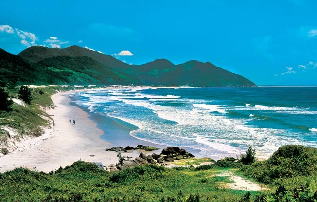 Santa Catarina Beach, Brazil