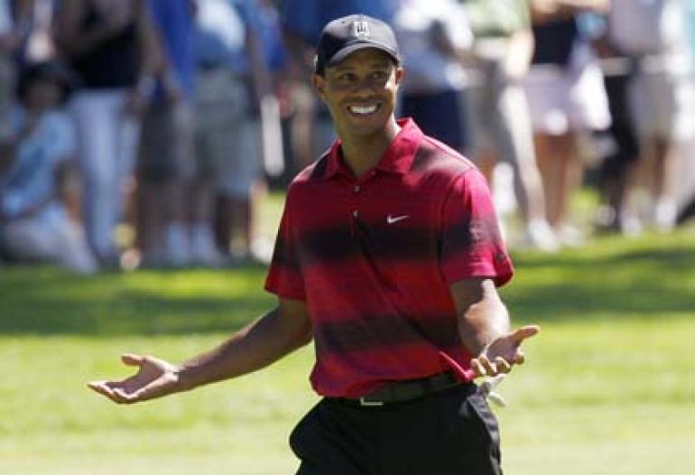 whether Woods will be able to make the perfect come back
