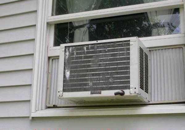 Death by Falling Air Conditioner