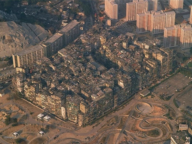 Kowloon Walled City: Most Densely Populated Place