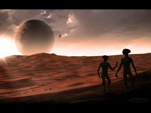 Life came from Mars