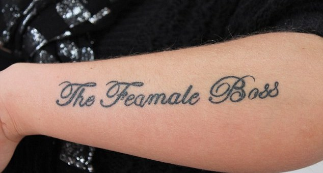 When Tattoos are poorly translated…