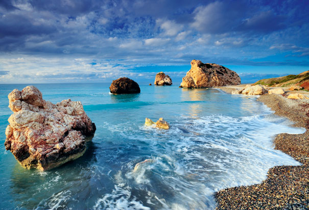 Aphrodite and Adonis Walk, Cyprus