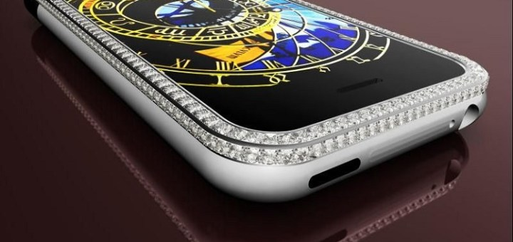 Check Out the Most Expensive Smart Phones