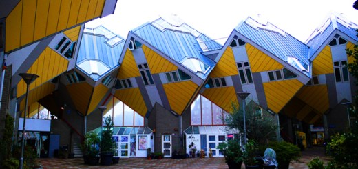 World's strangest buildings would you like to visit any of these