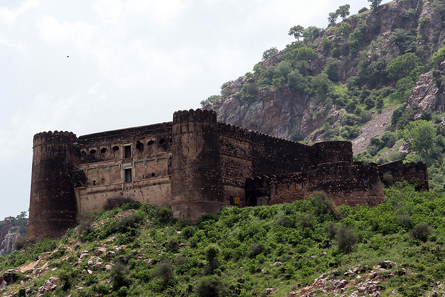 Forbidden Fort Noted for its Supernatural Activity in India