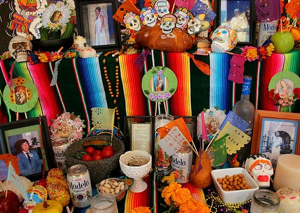 Mexico Celebrates Day of the Dead
