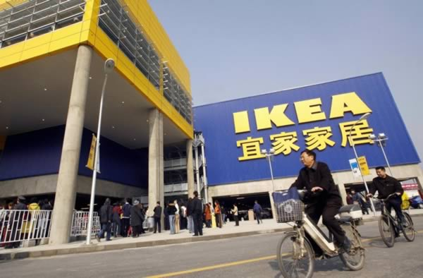 Runaway Chinese boy lives in local Ikea for Nearly A Week