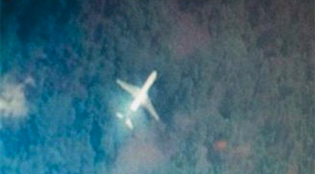 The Disappearance of Malaysian Flight 370