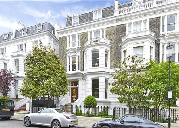 17 Upper Phillimore Gardens, Kensington, South-west London