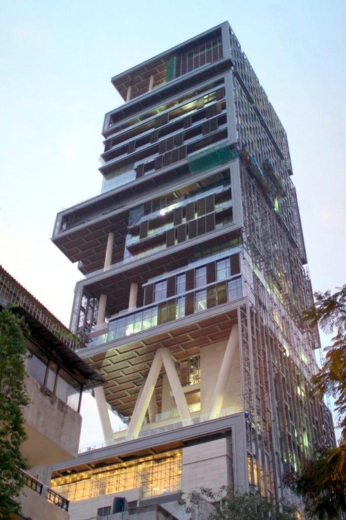 Antillia, Mumbai, India