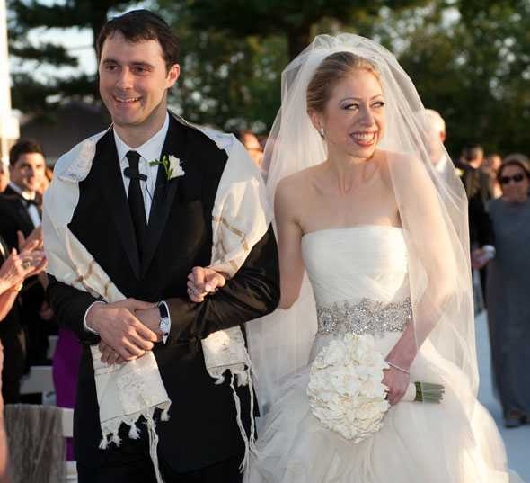 Chelsea Clinton's Special Day Cost $4.8 Million