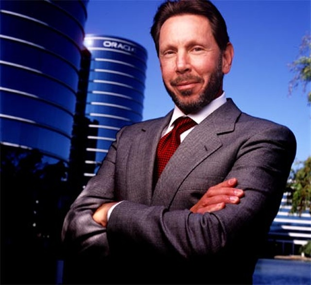 Larry Ellison ($50.2 billion)