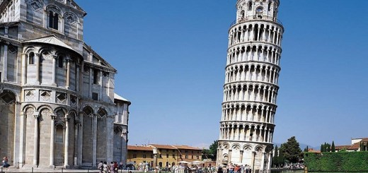 10 amazing towers in the world like Pisa