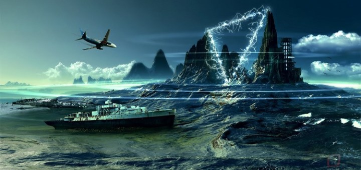 4 Places as mysterious as the bermuda triangle