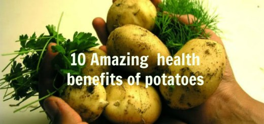 10 Amazing health benefits of potatoes