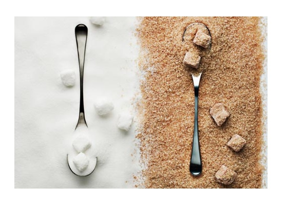 Added sugar is high in fructose, which can overload your liver