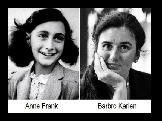 Woman from Sweden says she's reincarnation of Anne Frank