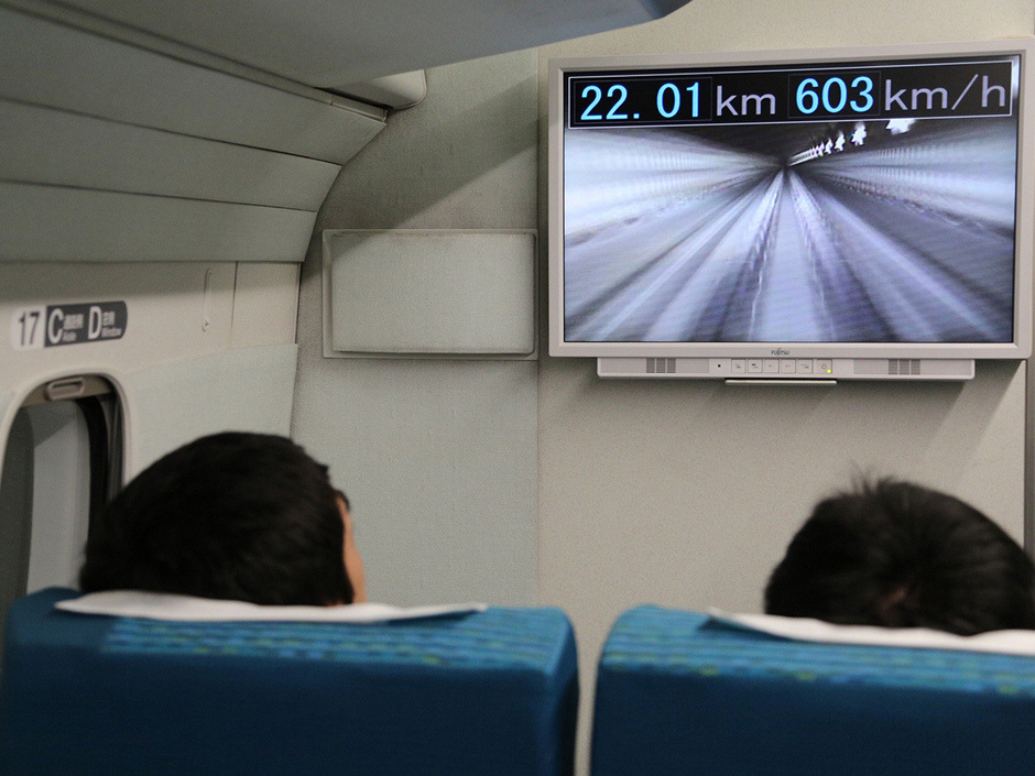 Pros and cons of the Maglev train