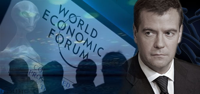 Formal Order Announcement: World Economic Forum