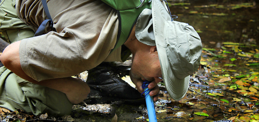 Make any water potable with the help of lifestraw