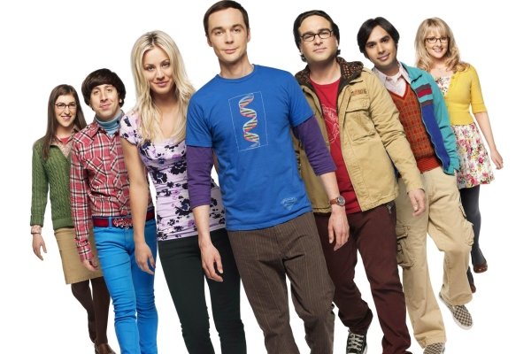 The Heartwarming Comedy that is the Big Bang Theory (intro)