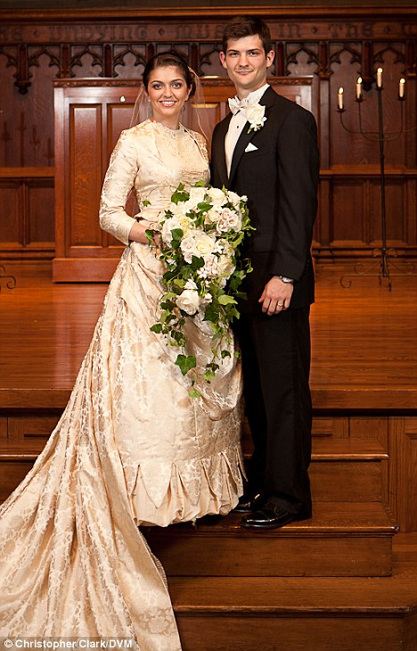 What Allison Rinaldi Thinks About Wearing the Gown for her Wedding?