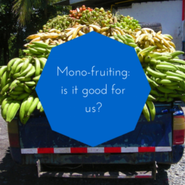 The method is called mono-fruiting