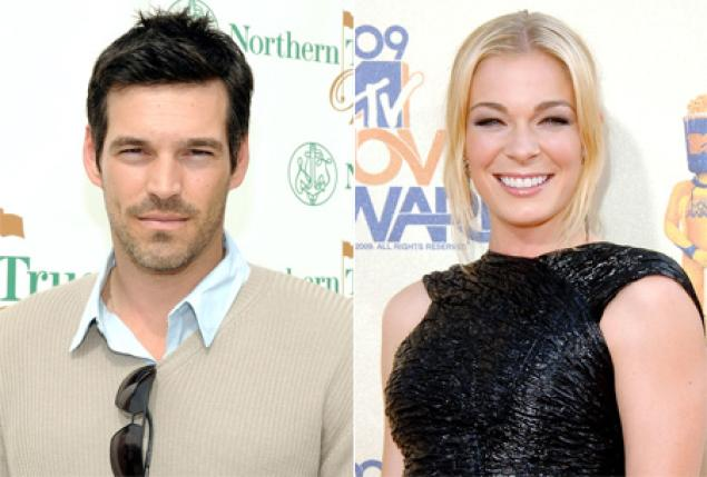 LeAnn Rimes and Eddie Cibran