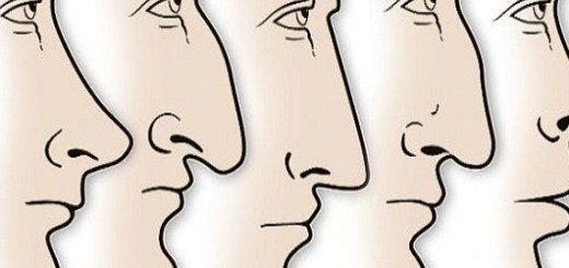 What does your nose shape says about you?