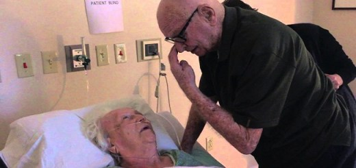 This is what you call love! 92 year old does something beautiful for his dying wife