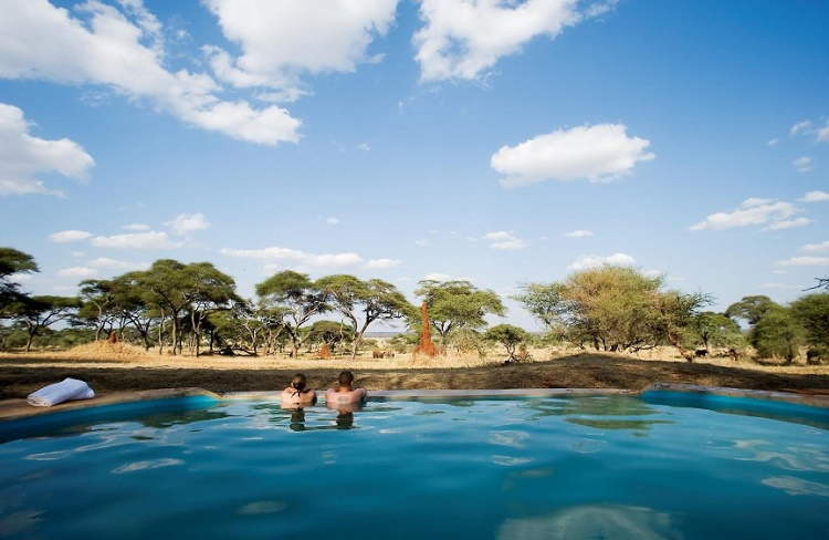 Sanctuary Swala Pool