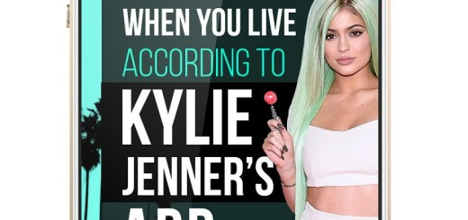This girl decided to live according to Kylie Jenner's app and lived to tell the tale
