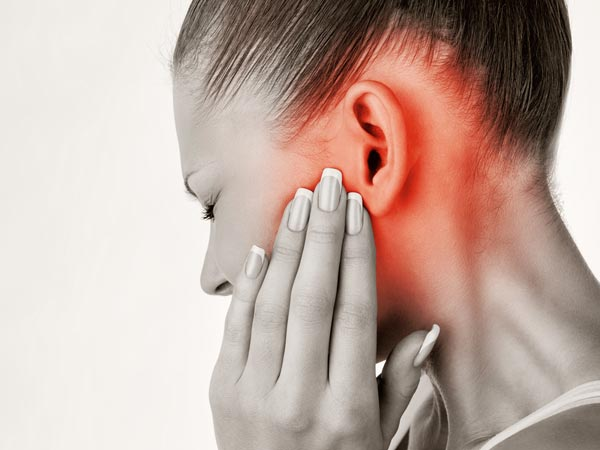 What causes Ear infections?