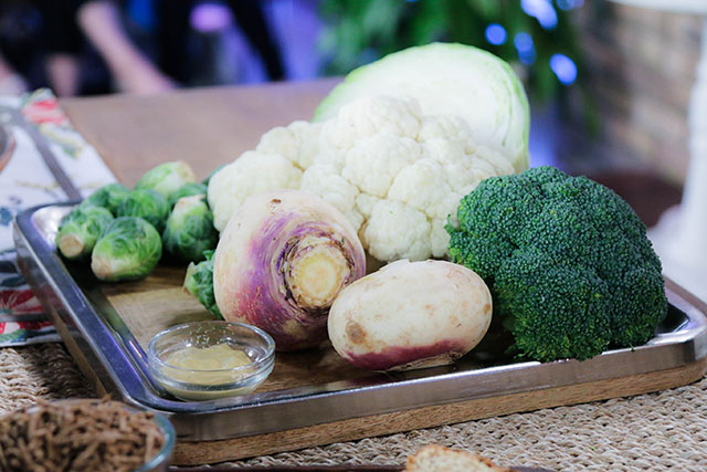 Excess Consumption Of Raw Cruciferous Vegetables