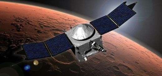 MAVEN solves the mystery of Mars' disappearing atmosphere